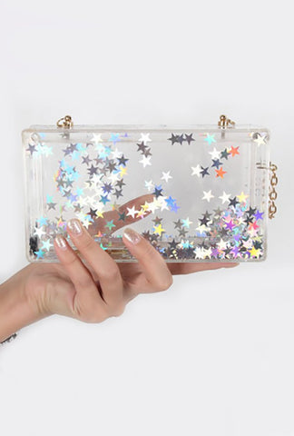 Starry Night Clutch - Miss Edgy