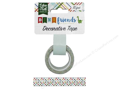 Washi Tape - Puntos de Colores - Scrapbooking Colombia