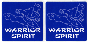 "How To Use ""Warrior Spirit"" Stickers"