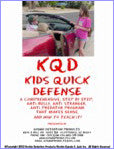KQD- Kids Quick Defense DVD (BEST SELLER!!)