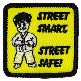 Street Smart Patch – Goshin Products