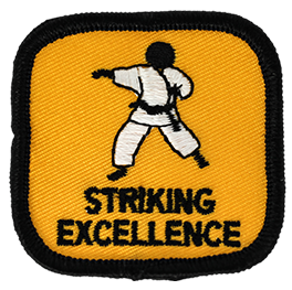 Striking Excellence Advanced Level