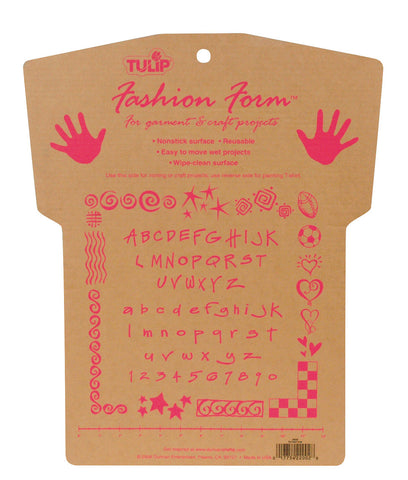 FORM TULIP FASHION FORM PACK OF 12