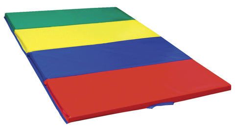 4FTX6FT FOLDING TUMBLING MAT 2IN THICK - AMAZON