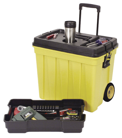 WORKCASE PORTABLE AND MOBILE YELLOW/BLACK CMC1921BK