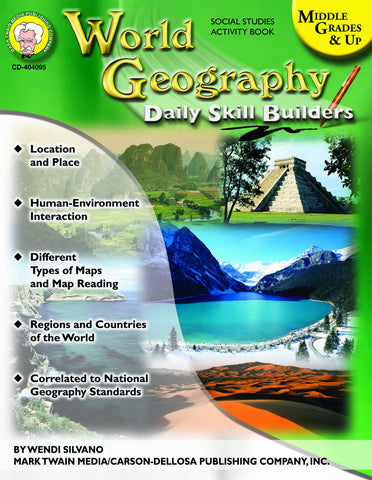 WORLD GEOGRAPHY DAILY SKILL BUILDERS