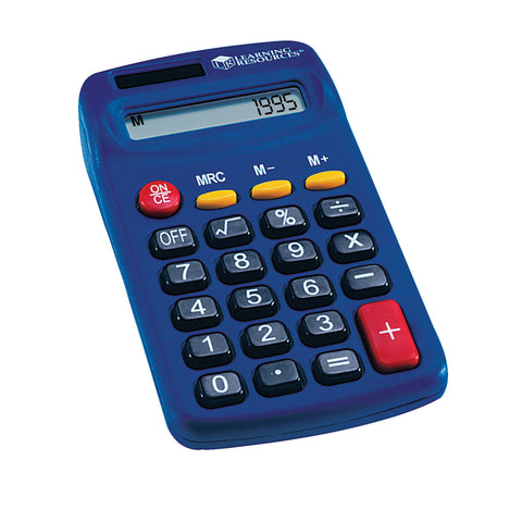 0038 CALCULATOR PRIMARY ST/10 EA