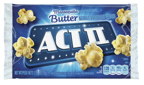 ACT II BUTTER POPCORN CNG23223 CASE OF 36