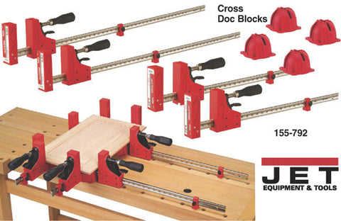 1 EA JET CROSS DOC FRAMING BLOCK SET (4)