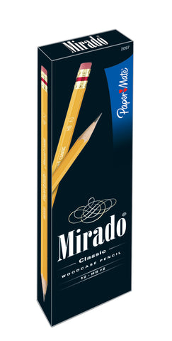 #2 PENCIL MIRADO PACK OF 12