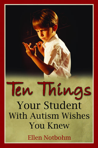 10 THINGS YOUR STUDENT WISHES