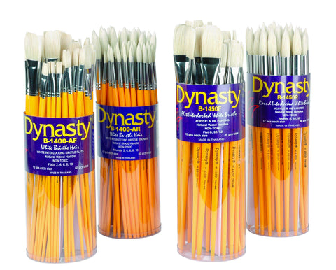 DYNASTY BRUSH B1450R SET OF 36
