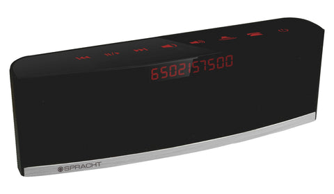 SPEAKER WIRELESS BLUNOTE+CHAT BLACK SPTWS4012