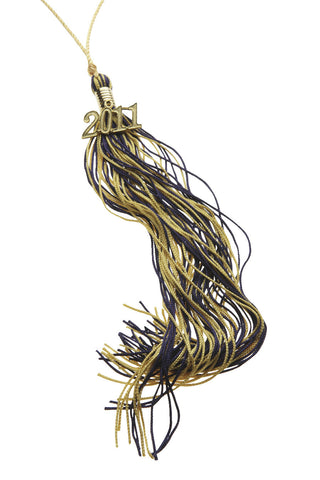2 COLOR TASSEL