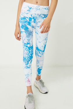 KIDS TIE DYE ATHLETIC PANT
