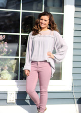 WISTERIA HYPERSTRETCH SKINNIES