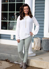 ALOE HYPERSTRETCH SKINNIES