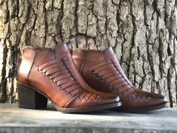 WHISKEY WEAVE BOOT