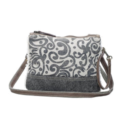MYRA DUAL STRAP SMALL AND CROSSBODY BAG
