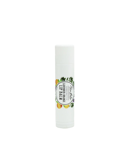Lavender & Orange Lip Balm