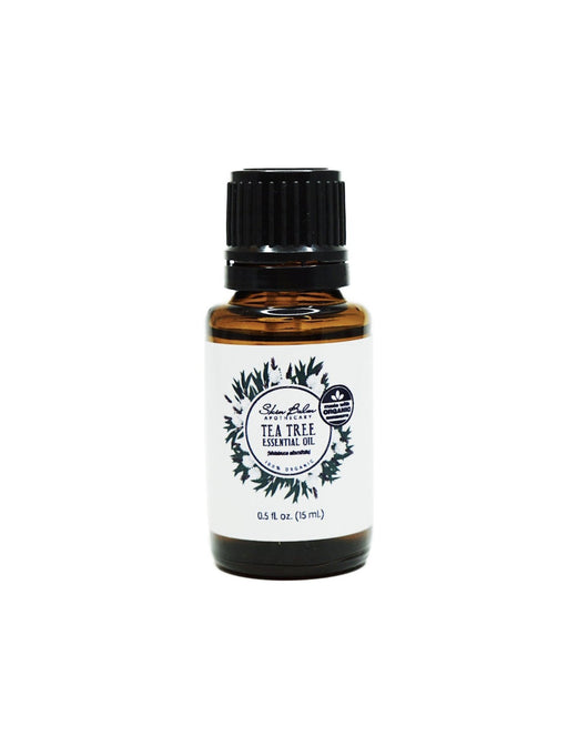 Organic Tea Tree Essential Oil - Melaleuca alternifolia