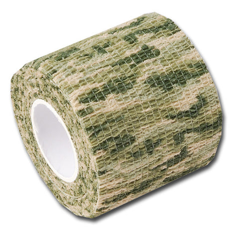 TACTICAL CAMO WRAP - DIGITAL SAGE