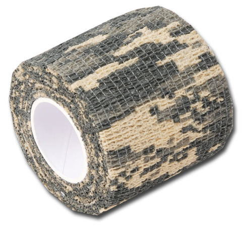TACTICAL CAMO WRAP - DIGITAL WOODLAND