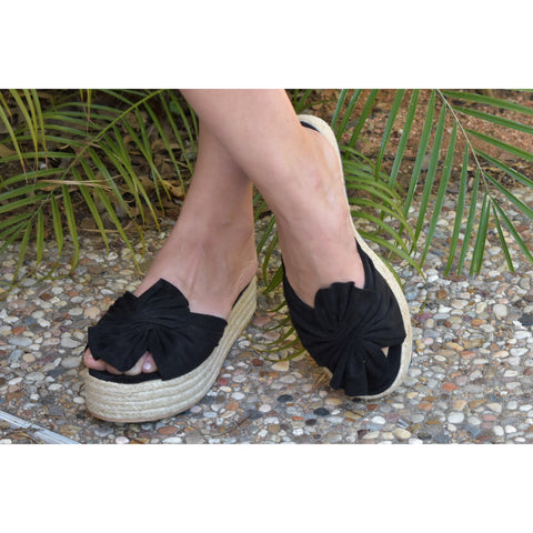 Mamba Wedge (Black)