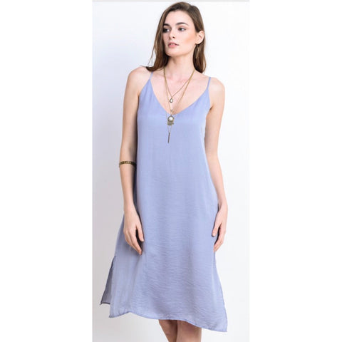 Isabella Dress - Lavender