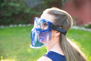Safety Goggles with Face Shield