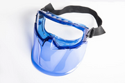 Safety Goggles with Face Shield 2-pack