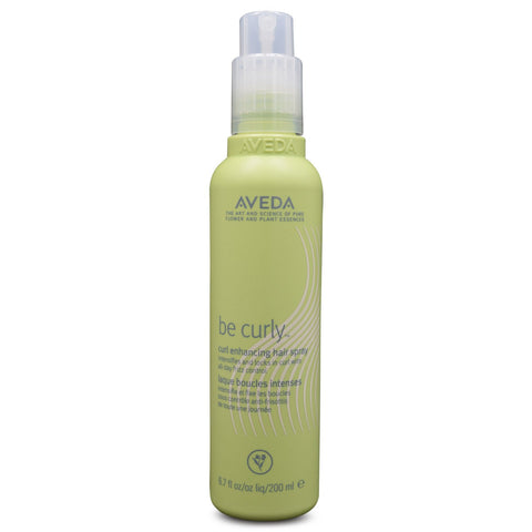 AVEDA ~ HAIR BE CURLY ENHANCING HAIR SPRAY ~ 6.7OZ