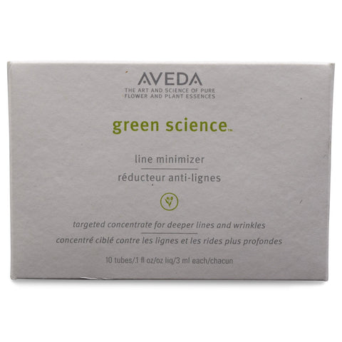 AVEDA | Green Science Line Minimizer (10 tubes) 0.1 fl oz
