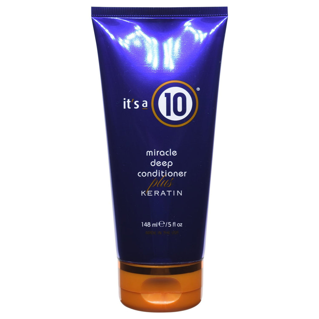 IT'S A 10 -Miracle Deep Conditioner Plus Keratin 5 fl oz