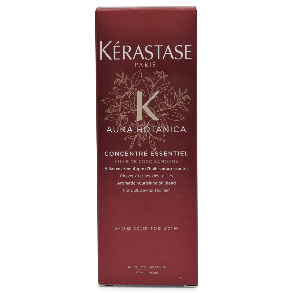 Kerastase Aura Botanica Concentre Essentiel Aromatic Nourishing Oil Blend 1.7 fl Oz