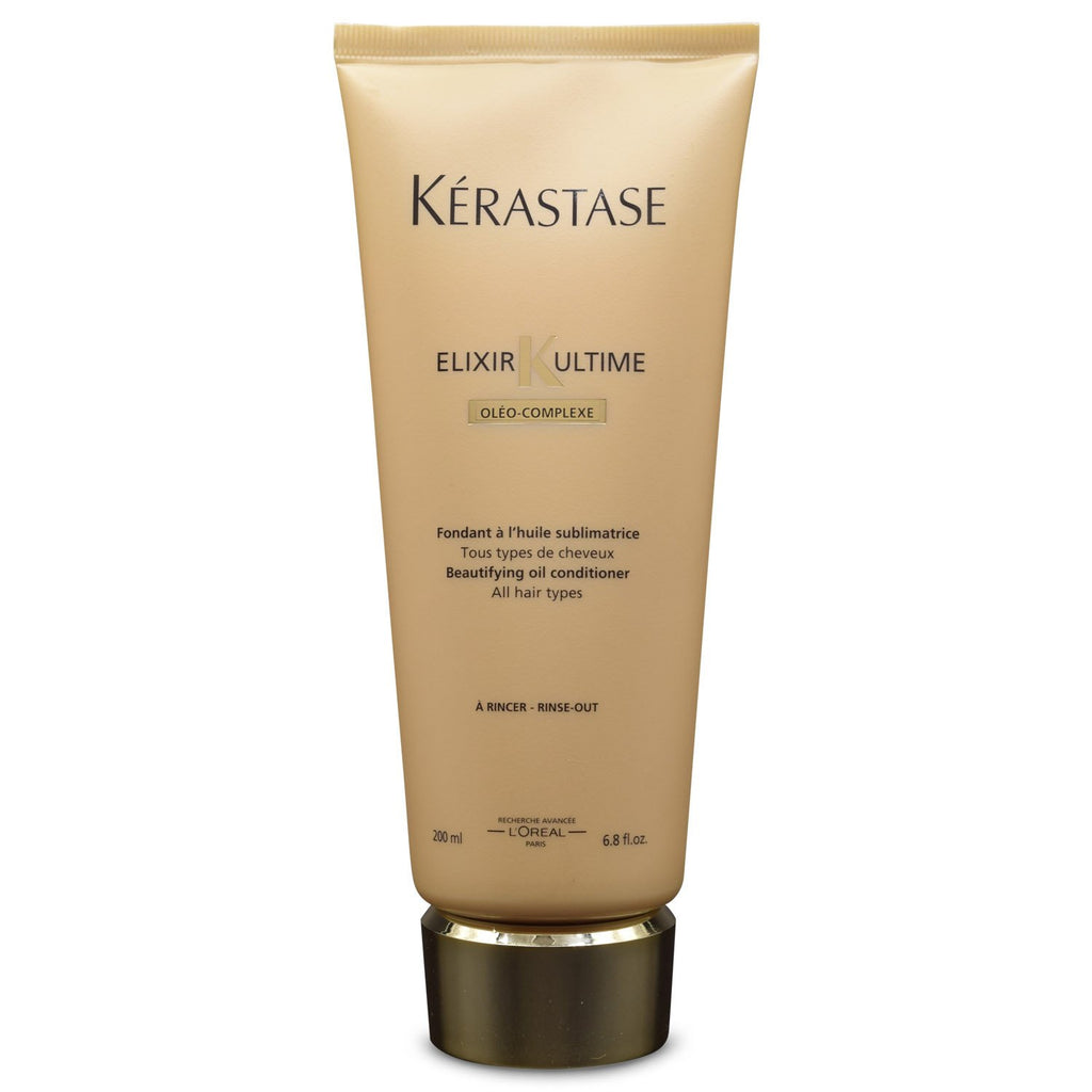 KERASTASE | ELIXIR ULTIME | OLEO-COMPLEXE BEAUTIFYING OIL CONDITIONER | 6.8 FL OZ