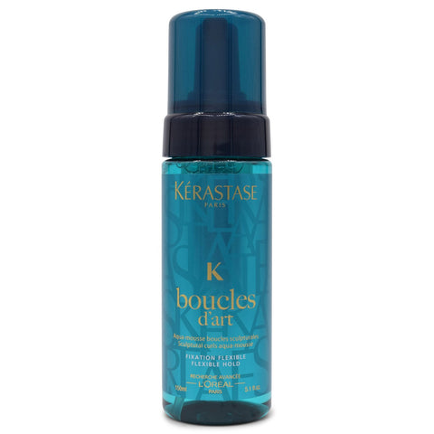KERASTASE | K BOUCLES D'ART AQUA-MOUSSE | 5.1 FL OZ