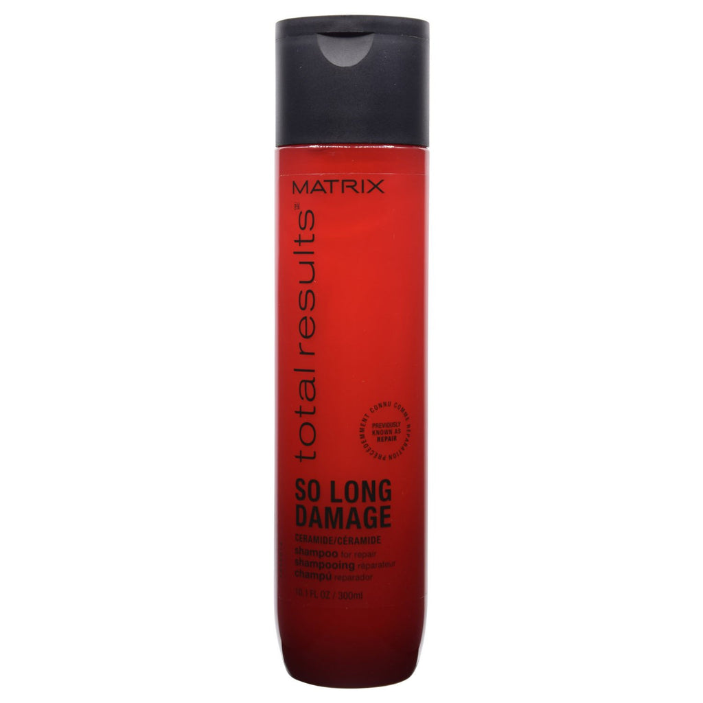MATRIX ~ Total Results So Long Damage Shampoo 10.1 fl oz