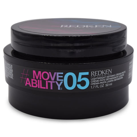 REDKEN | 05 Move Ability Lightweight Defining Cream Paste 1.7 fl oz