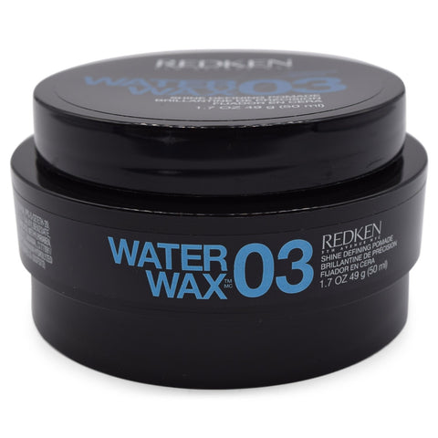 REDKEN | 03 Water Wax Shine Defining Pomade 1.7 oz