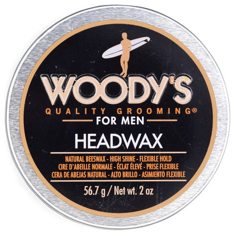 WOODY'S | FOR MEN HEADWAX 2OZ