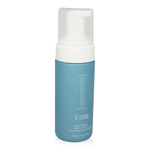 ADVANCED ~ CLEAROGEN FOAMING CLEANSER