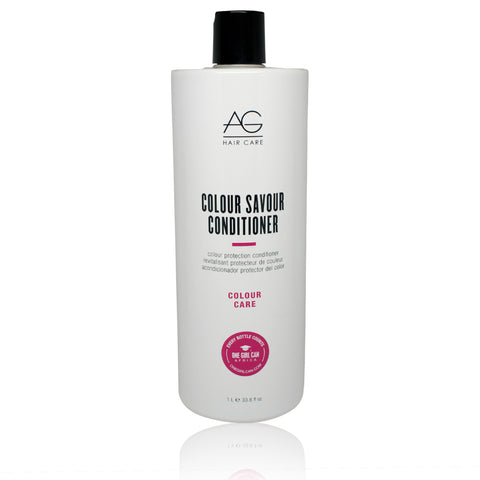AGHAIR ~ COLOUR SAVOUR COLOUR PROTECTION CONDITIONER ~ 1L