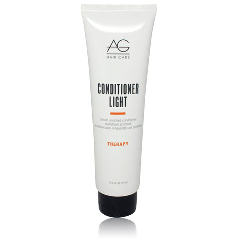 AGHAIR ~ CONDITIONER LIGHT PROTEIN-ENRICHED CONDITONER ~ 6OZ