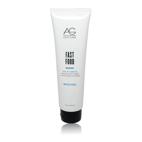 AGHAIR ~ FAST FOOD LEAVE ON CONDITIONER ~ 6OZ