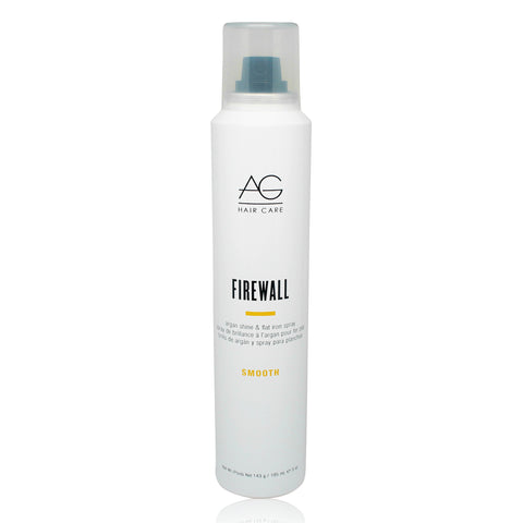 AGHAIR ~ FIREWALL ARGAN SHINE & FLAT IRON SPRAY ~ ARESOL