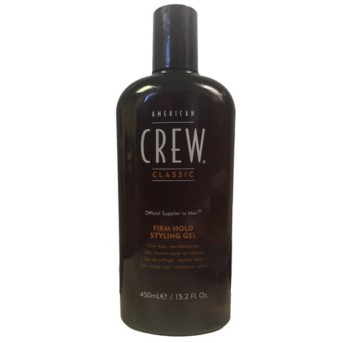 AMERICAN CREW | Classic Firm Hold Gel (15.2 oz)