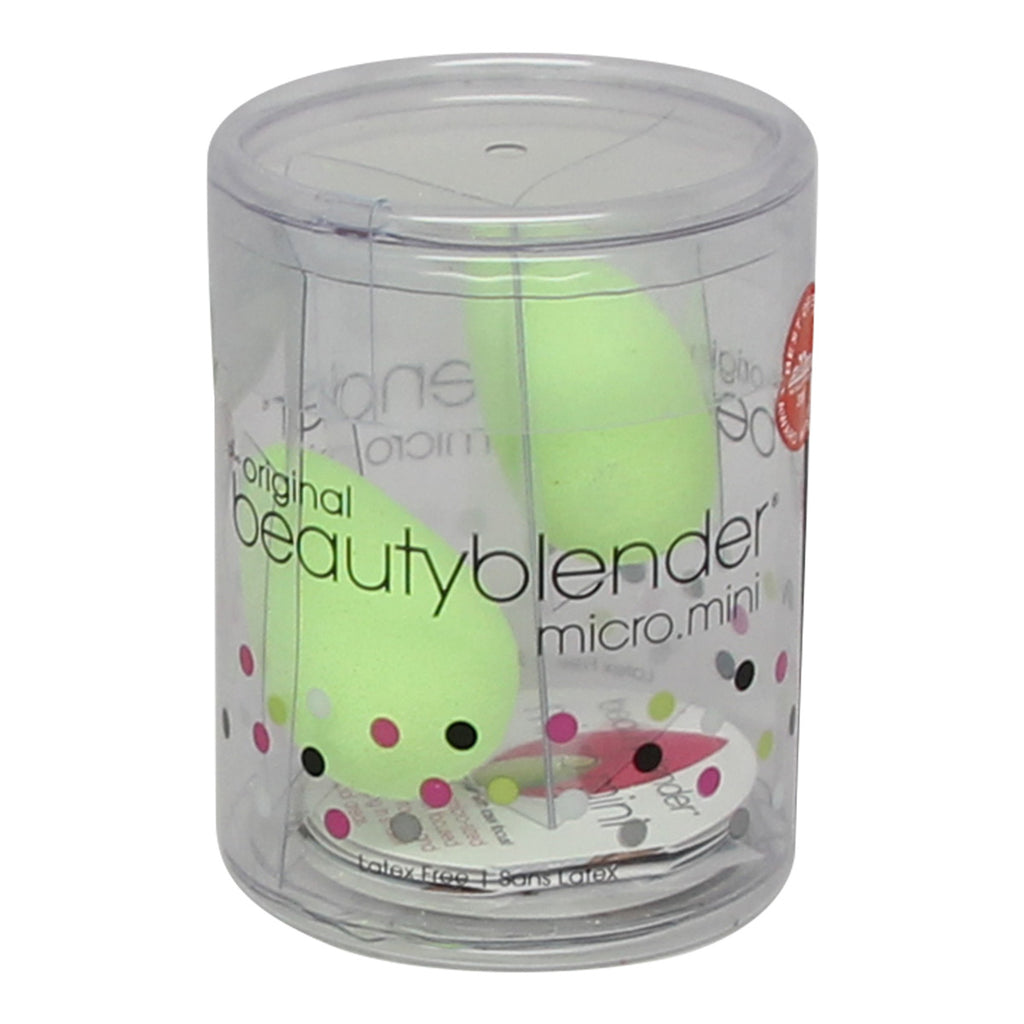 BEAUTY BLENDER | BEAUTYBLENDER MICRO.MINI | 2 MICRO.MINI BLENDERS IN NEW HOT COLOR