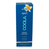COOLA Classic Sport SPF 50 Sunscreen Unscented 5 Oz