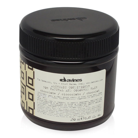 DAVINES ~ ALCHEMIC CONDITIONER CHOCOLATE ~ 8.5OZ